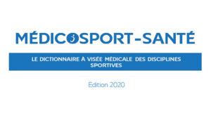 Le Médicosport-santé, un outil porté par la commission médicale du CNOSF